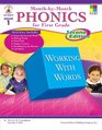 Month-by-Month Phonics for First Grade Second Edition