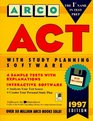 Act User's Manual With Study Planning Software