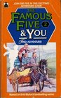 Find Adventure An Enid Blyton Story Based on Enid Blyton's 'Five Go Adventuring Again'
