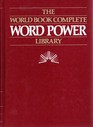 The World book complete word power library