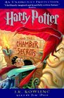Harry Potter and the Chamber of Secrets (Harry Potter, Bk 2) (Audio Cassette) (Unabridged)