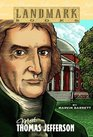 Meet Thomas Jefferson (Landmark Books)