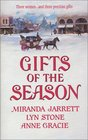 Gifts of the Season A Gift Most Rare / Christmas Charade / The Virtuous Widow