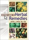 Internet Guide to Herbal Remedies (Haworth Internet Medical Guides)