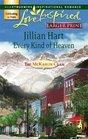 Every Kind of Heaven (McKaslin Clan 3, Bk 3) (Love Inspired, No 387) (Larger Print)