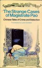 The strange cases of Magistrate Pao: Chinese tales of crime and detection; (Panther crime)