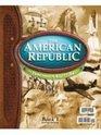 American Republic for Christian Schools (Teacher's Edition)