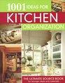 1001 Ideas for Kitchen Organization (Creative Homeowner)