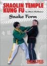 Shaolin Temple Kung Fu Snake Form