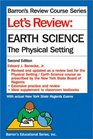 Let's Review Earth Science 2nd Ed
