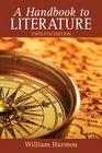 Handbook to Literature A