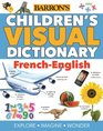 Children's Visual Dictionary French-English