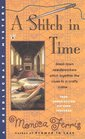 A Stitch in Time (Needlecraft Mystery, Bk 3)
