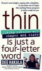 Thin is Just a Four Letter Word  Living Fit -- For All Shapes and Sizes