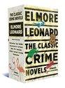 Elmore Leonard The Classic Crime Novels A Library of America Boxed Set