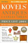Kovels' Antiques  Collectibles Price List 2001 33rd Edition (Kovels' Antiques  Collectibles Price List)