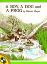 A Boy, a Dog, and a Frog (Picture Puffins)