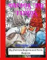 Gnomes and Fairies: Coloring Book