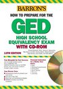 How to Prepare for the GED with CDROM