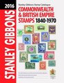2016 Commonwealth  Empire Stamps 1840-1970