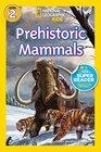 National Geographic Readers Prehistoric Mammals
