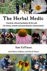 The Herbal Medic Volume 1 BLACK  WHITE Printing