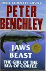 Peter Benchley: Three Complete Novels