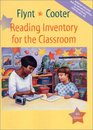 Reading Inventory for the Classroom