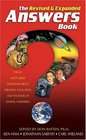 The Revised and Expanded Answers Book The 20 MostAsked Questions About Creation Evolution  the Book of Genesis Answered