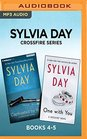 Sylvia Day Crossfire Series Books 4-5 Captivated by You  One with You