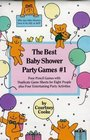 The Best Baby Shower Party Games 1