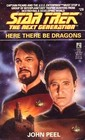 Here There Be Dragons (Star Trek The Next Generation, No 28)