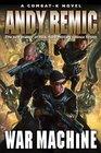 War Machine (Combat-K Novels)