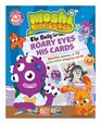 Moshi Monsters Roary Eyes His Cards Book and Collectable Monster Cards