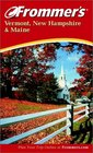 Frommer's Vermont New Hampshire  Maine