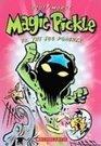 Magic Pickle Vs the Egg Poacher