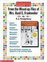 Literature Guide: From the Mixed-up Files of Mrs. Basil E. Frankweiler (Grades 4-8)