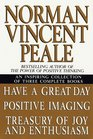 Norman Vincent Peale An Inspiring Collection of Three Complete Books