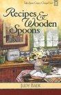 Recipes & Wooden Spoons (Tales from Grace Chapel Inn, Bk 3)