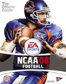NCAA Football 08 Prima Official Game Guide