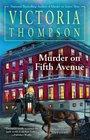 Murder on Fifth Avenue (Gaslight, Bk 14)