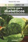 El Gran Libro de Cocina Para Diabeticos