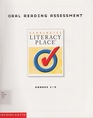 Scholastic Literacy Place Oral Reading Assessment Grades 1-5 (Grades 1-5)