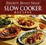 Favorite Brand Name Slow Cooker Recipes (Favorite Brand Name)