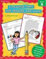 8 Practice Tests for Reading and Math: Grade 6 (Ready-To-Go Reproducibles)