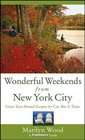 Frommer's Wonderful Weekends from New York City Fifth Edition