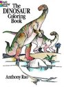 The Dinosaur Coloring Book (Colouring Books)