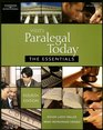 West's Paralegal Today The Essentials 4E