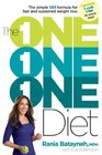 The One One One Diet The Simple 111 Formula for Fast and Sustained Weight Loss