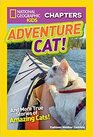 National Geographic Kids Chapters Adventure Cat